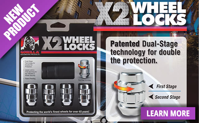 gorilla x2 wheels locks feature product